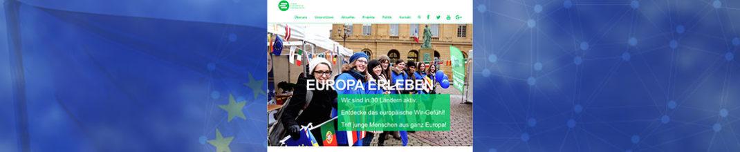 Junge Europäische Föderalisten (JEF)