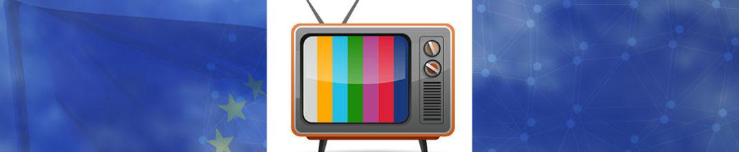 Fernsehsendungen zu europapolitischen Themen